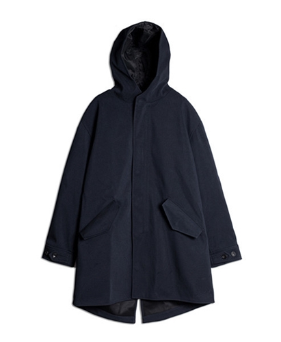 Neighbour Parka Navy