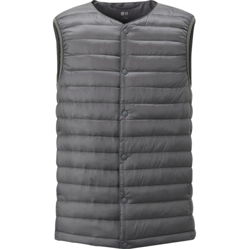 Men Ultra Light Down Compact Vest Uniqlo