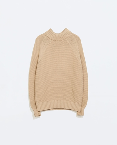 Knit Sweater Knitwear Woman Zara United States