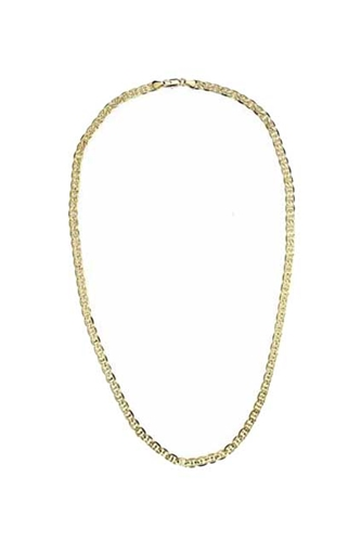 Wide Golden Line Necklace AN1072 11 99