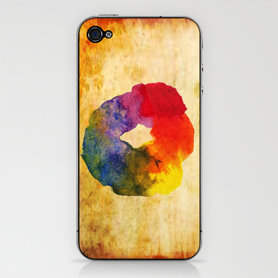 Circle of Life iPhone iPod Skin by Sreetama Ray Society6