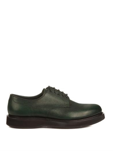 Leyton Leather Derby Shoes Church's Matchesfashion.Com