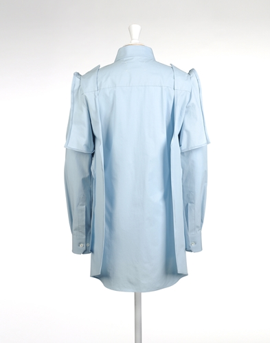 Long sleeve shirt Women Shirts Women on Maison Martin Margiela e boutique Online Store Nederland