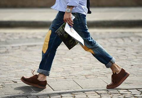 Nujishops Best Summer Shoes For Him. Take A Look At Our Edit Here Http Bit.Ly 1Npjlxr Photo By Tommy Ton.