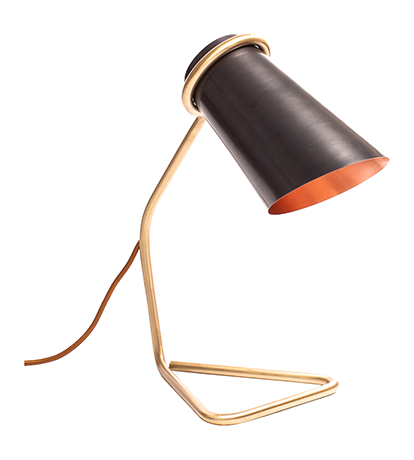 Strand Lamp Small Black Table Lamps Lighting The Conran Shop Uk