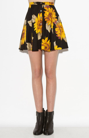 MARKET HQ Walking On Sunshine Skirt