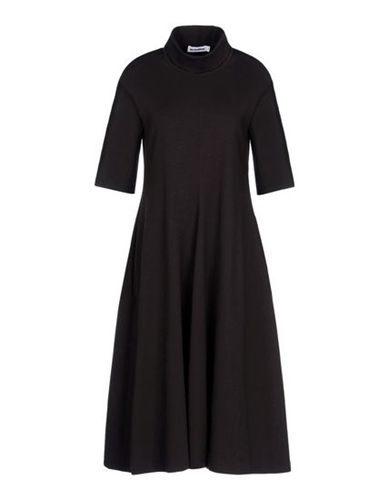 Jil Sander 3 4 Length Dress Jil Sander Dresses Women Thecorner.Com