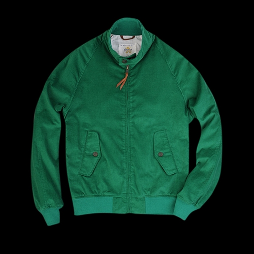 UNIONMADE golden bear Kentfield Jacket in Kelly Green