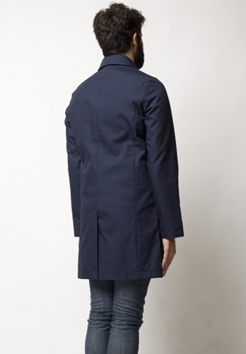 Manteau Mac Non Double Le Dixieme Arrondissement