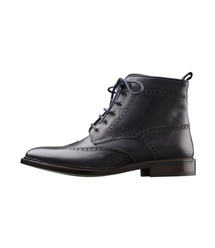 Brogue Boots Navy Blue A.P.C. Men