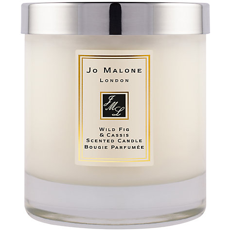Buy Jo Malone Wild Fig Cassis Home Candle 200G Online At Johnlewis.Com