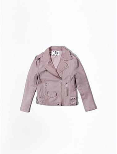 Oak Perf Rider Jacket Haze Oak