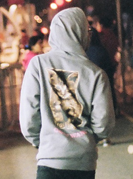 GOLFWANG KITTY HOODIE OFWGKTA Store