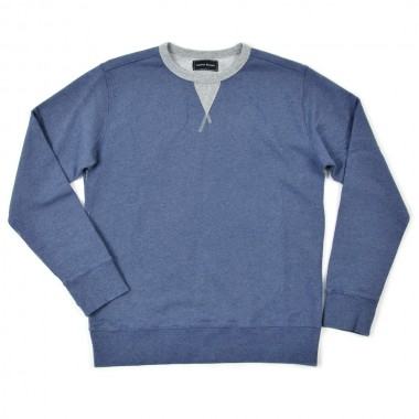 Sixpack France Erba Sweat Blue