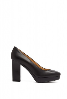 Acne Etta Plain Square Toe Court Shoes By Acne