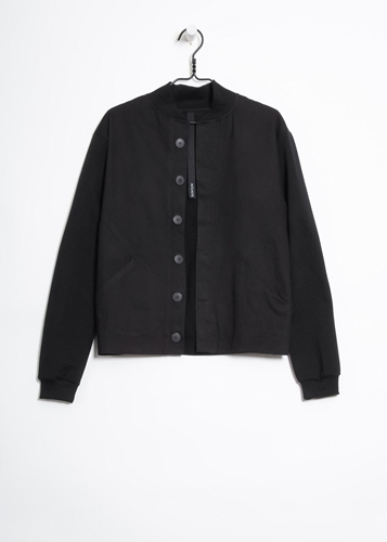 Kowtow 100 Certified Fair Trade Organic Cotton Clothing Practice Makes Perfect Bomber