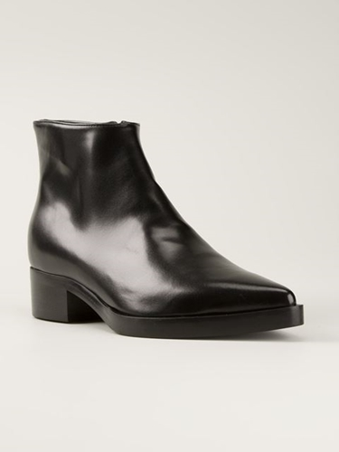 Stella Mccartney 'Felik' Ankle Boots Tessabit Farfetch.Com