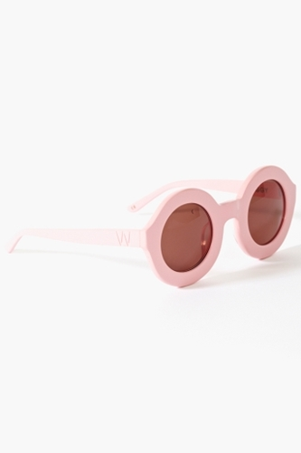 Twiggy Shades Pink in What s New at Nasty Gal