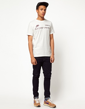 Nike Nike T Shirt Eat Your Enemy at ASOS