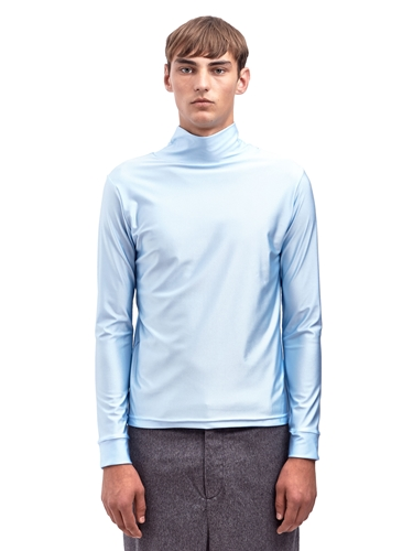 Nicomede Talavera Long Sleeved Sports Polo Top Ln Cc