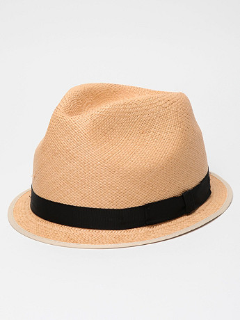 Paul Smith Men s Small Brim Trilby in natural at oki ni