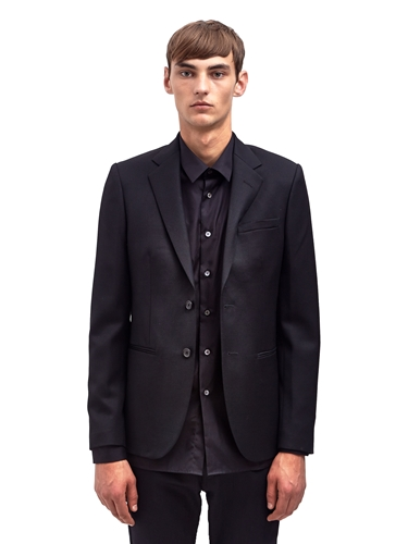 Raf Simons Mens Classic Two Button Blazer Ln Cc