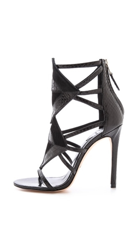 B Brian Atwood Luanna Caged Sandals Shopbop