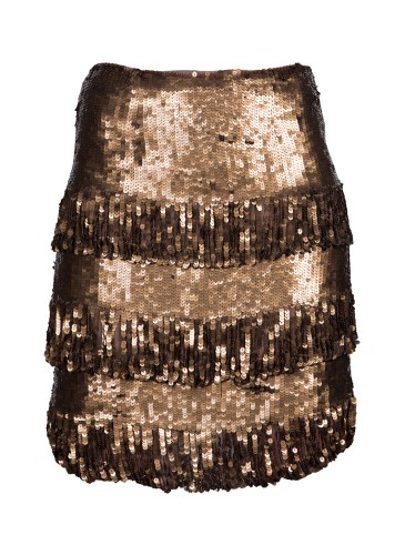 Sequin Skirt Clothing