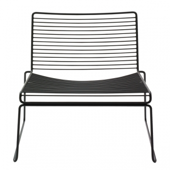 Hee Lounge Chair Black Hay Hee Lounge Chair Lounge Sofas Furniture Finnish Design Shop