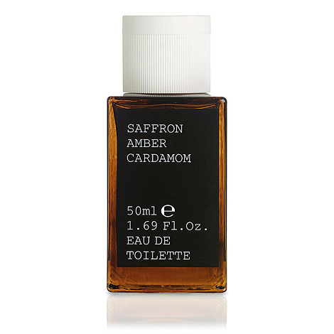 Saffron Amber Cardamom Fragrance From Korres Free Uk Delivery