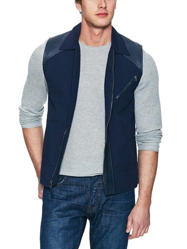Motorcycle Vest By Field Scout At Gilt