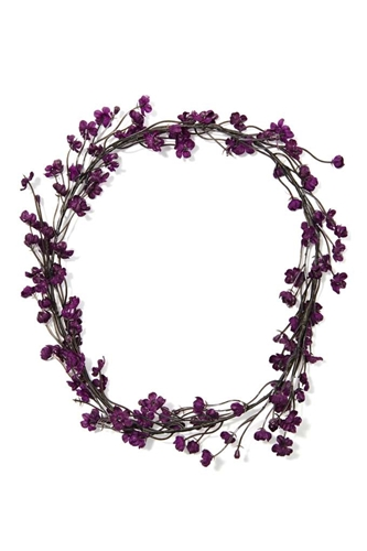 Lilac Twine Flower Crown Shop What's New At Nasty Gal