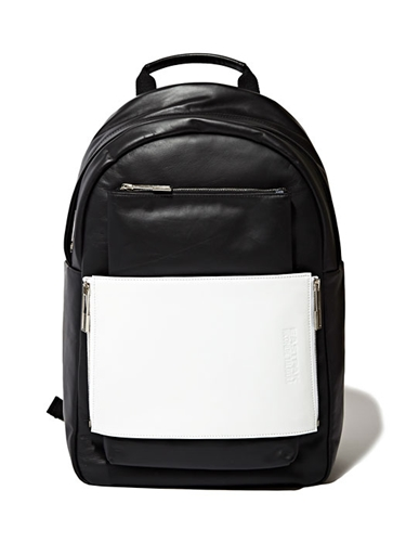 Nicomede Talavera X Eastpak Full Leather Untitled 0100 Backpack Ln Cc