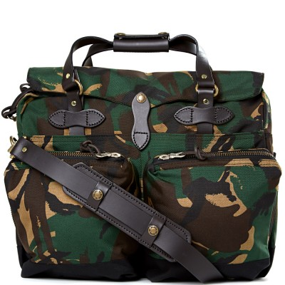 Filson 72 Hour Briefcase Camo