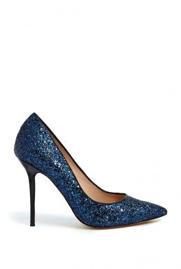 Lucy Choi London Exclusive Adelite Glitter High Heel By Lucy Choi