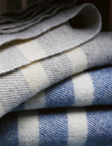 10 Easy Pieces Winter Wool Blankets Remodelista
