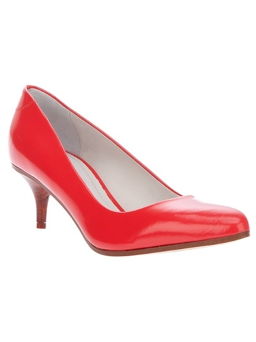 Acne Poe Pumps Start farfetch com