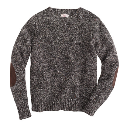Wallace Barnes Donegal Wool Sweater New Arrivals J.Crew