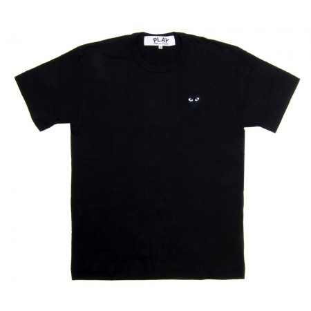 Black Play T Shirt Black T Shirts Play Comme Des Garcons