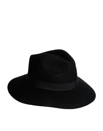New Look New Look Fedora Hat At Asos