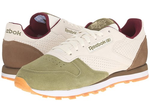 Reebok Classic Shoes Green