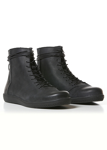 Blackbird Odyn Vovk OV Shoe 1 0 Lace Zip in Black