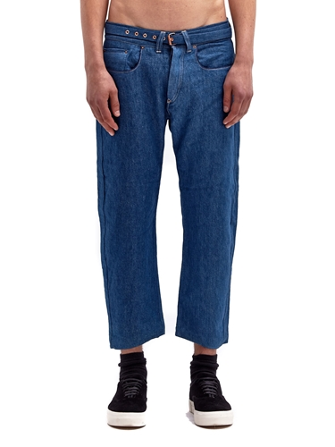Levi's Red Men's Jackpot Classic 5 Pocket Straight Leg Jeans Ln Cc