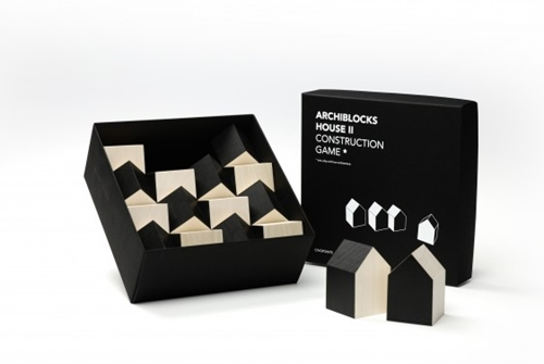 Archiblocks House Ii Cinqpoints