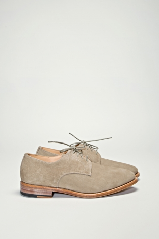 Mark McNairy Dirty Buck Suede Gibson TRES BIEN