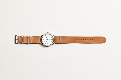 Nato Watch Strap Natural Feit