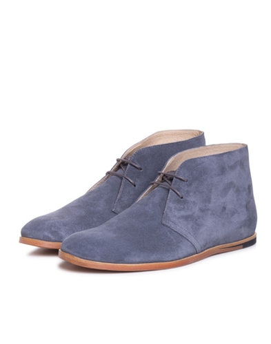 Opening Ceremony Desert Boot M1 Grey Suede Soto Berlin