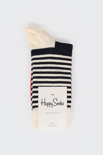 Good As Gold Online Clothing Store Mens Womens Fashion Streetwear Nz Stripe Half Socks Blue Red White