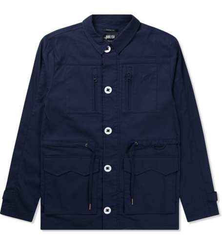 Publish Navy Elle M 65 Style Jacket Hypebeast Store