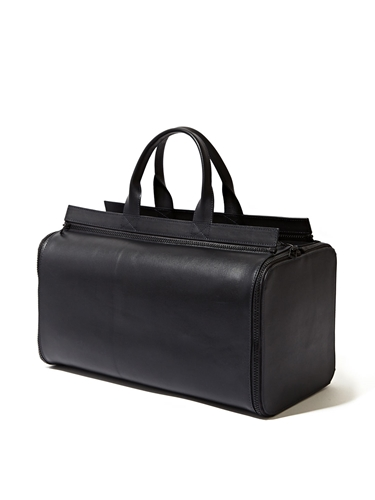 Bamin Overnight Matte Leather Bag Ln Cc